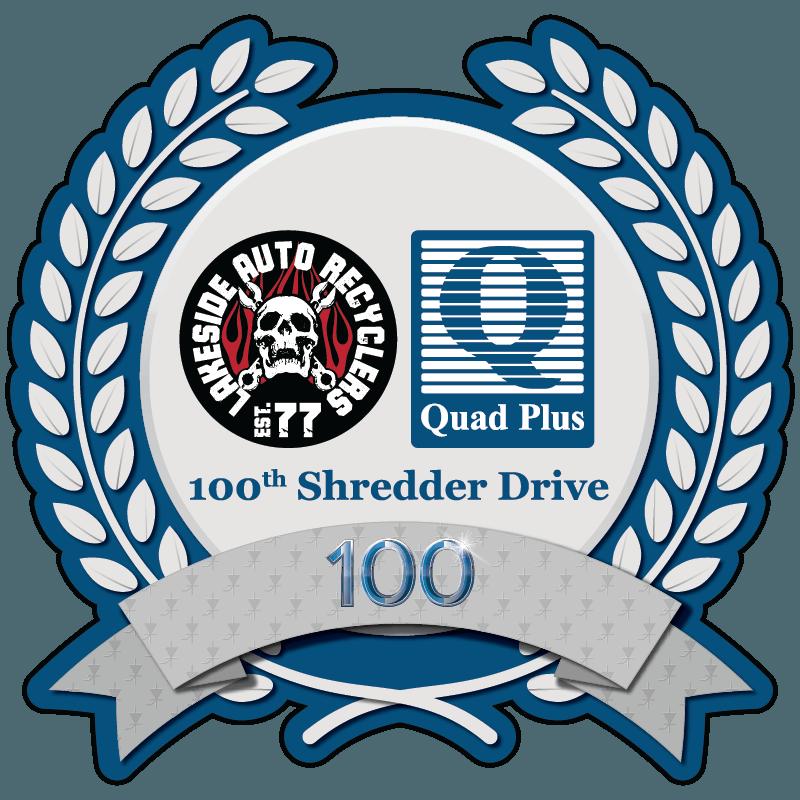 Design and installation of 100th Auto Shredding Control System