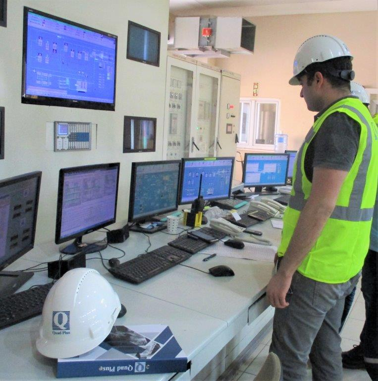 cement processing and production control system retrofits and upgrades