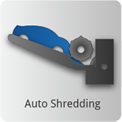 auto shredding systems