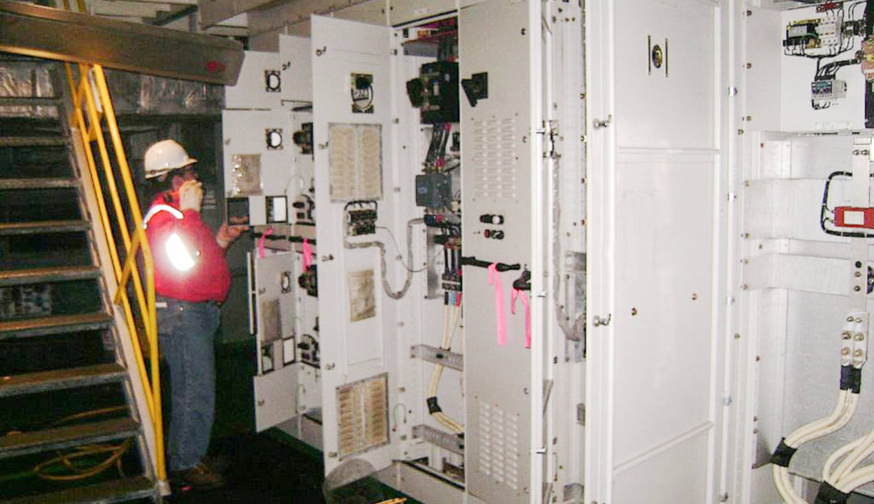 leading electrical power and control system integrator for marine and industrial applications