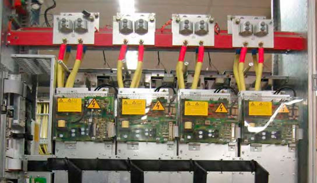 industrial control systems support