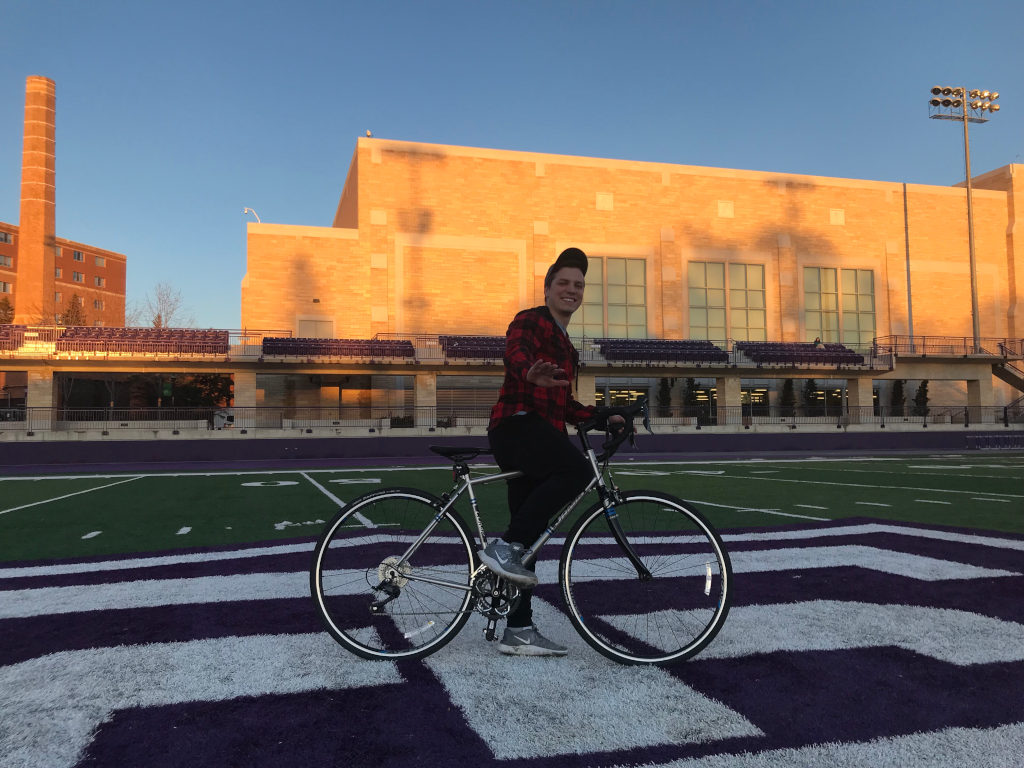 Ulman Jojo 4k biking