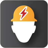 industrial partner that works with power companies to complete your project