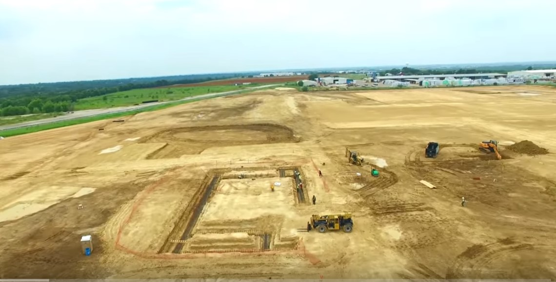 Step 1 - Greenfield Site Preparation