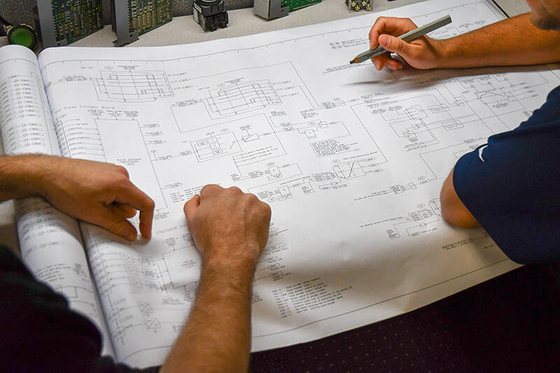 architectural design for your engineering project