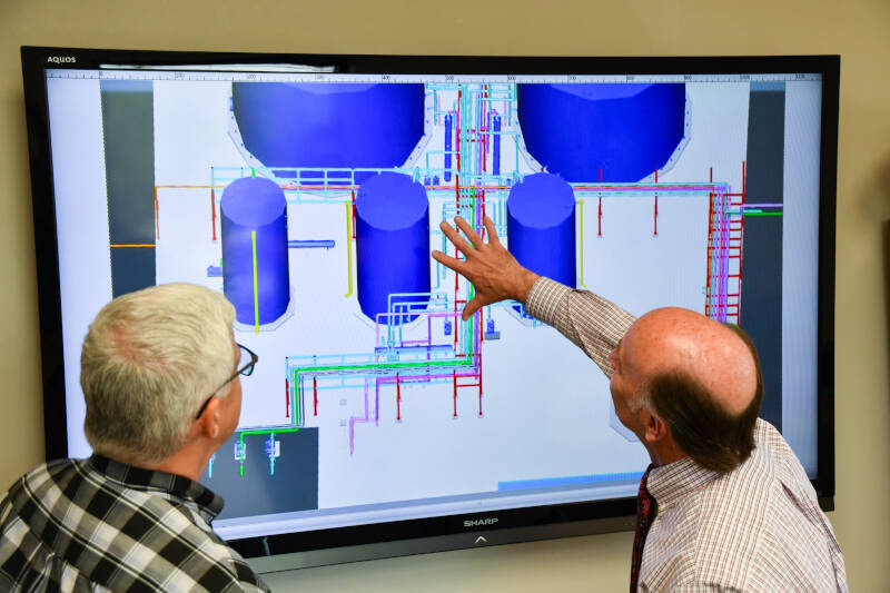 industry expertise in process control systems to optimize your engineering project