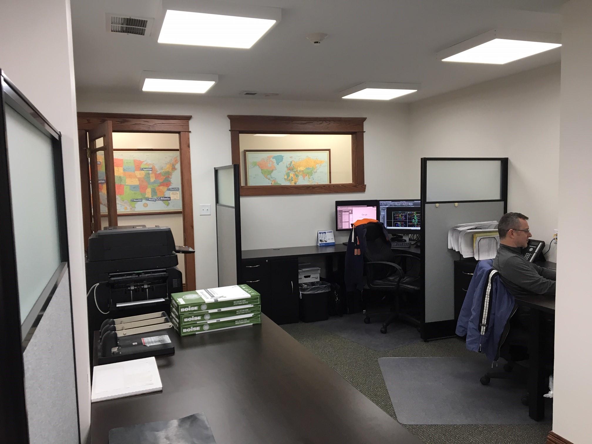 new cad department