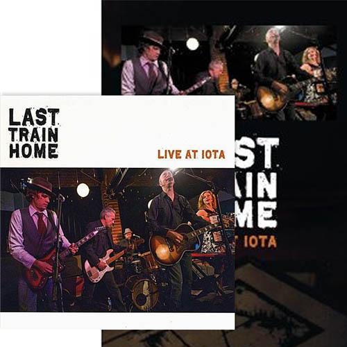 Live At Iota CD + DVD