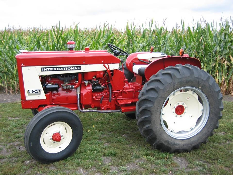 Need A Bigger Tractor  Whats My 504 Worth