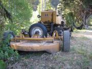 Who makes a good flail mower for clearing brush and heavy