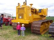 A real TD40 - IH Construction Equipment - Red Power Magazine