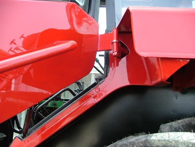 1086 Ih Interior : Series door revision kit general ih red power