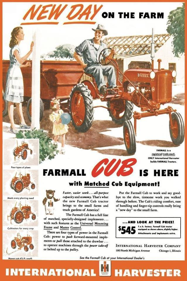 IH Tractors on Montana Farm - Page 714 - Coffee Shop - Red