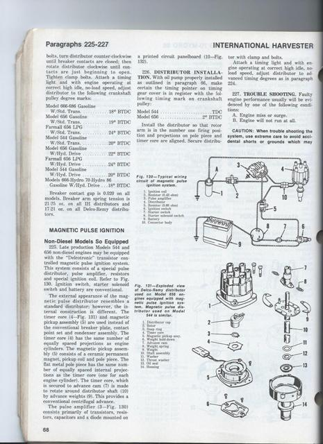 Wiring diagram on F-544 Hydro Gas with Magnetic Pulse ... on