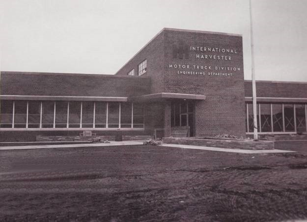 TDTC building upon completion - 1952.jpg