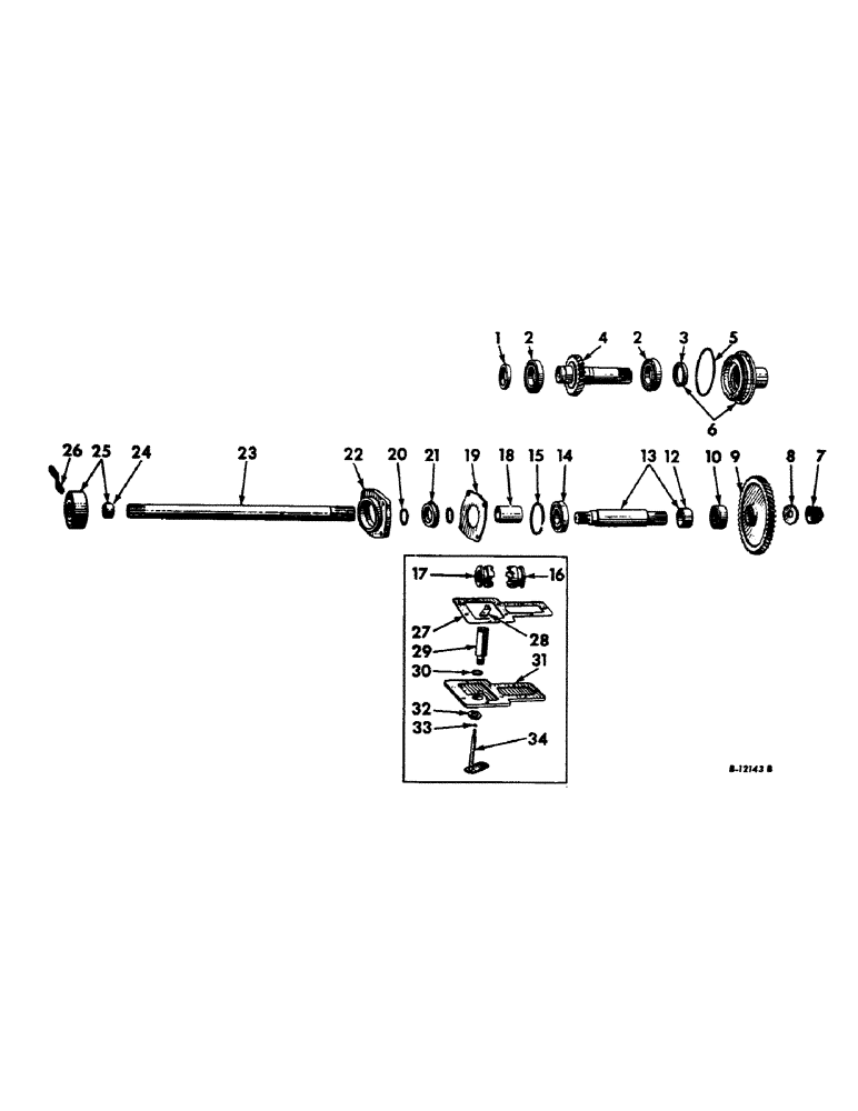 560 Farmall Parts Diagram Wiring Diagram Detailed