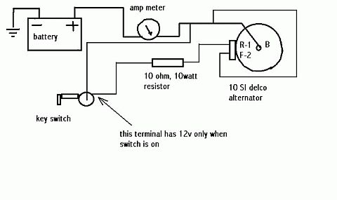 Si Delco Wiring Diagram 7 Electrical Schematic Wiring Diagram