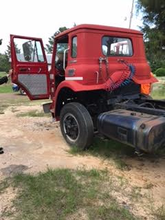 1984 Cargo Star trying to find info on - IH Trucks - Red