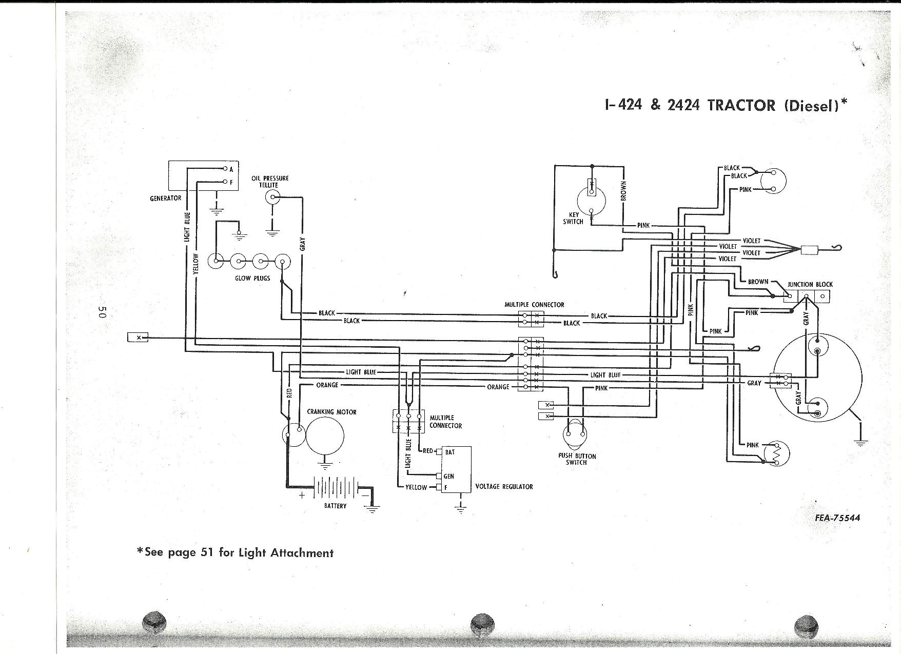 farmall 460 light wiring diagram farmall international tractor wiring diagram wiring diagrams dat  farmall international tractor wiring
