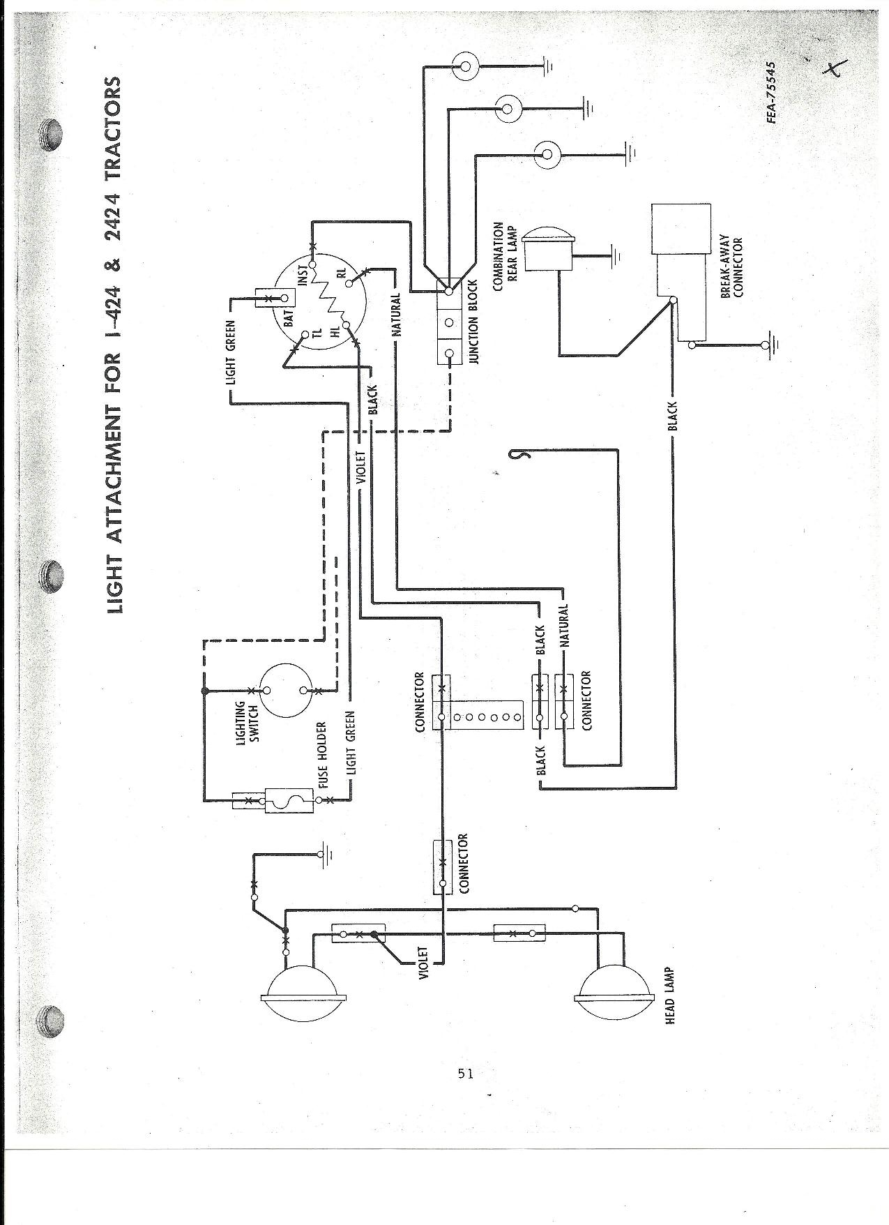 ih 444 tractor wiring diagram    ih       444    diesel    wiring    general    ih    red power magazine     ih       444    diesel    wiring    general    ih    red power magazine