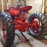 Serious question, Farmall H lift all driver removal