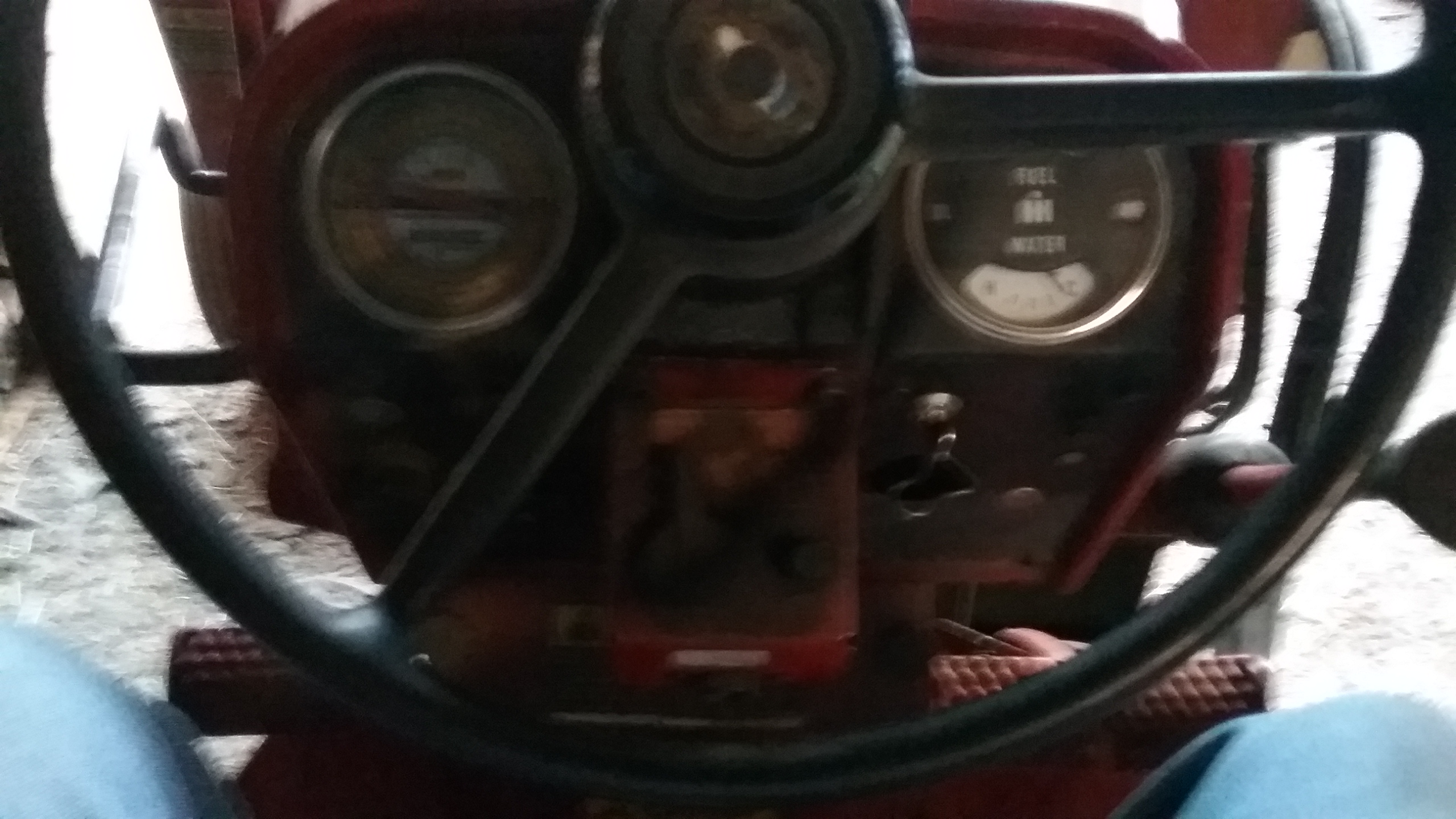 Turn Signals On Fender Tractors General Ih Red Power Magazine Topic Old Signal Switch Wiring 20171008 181202