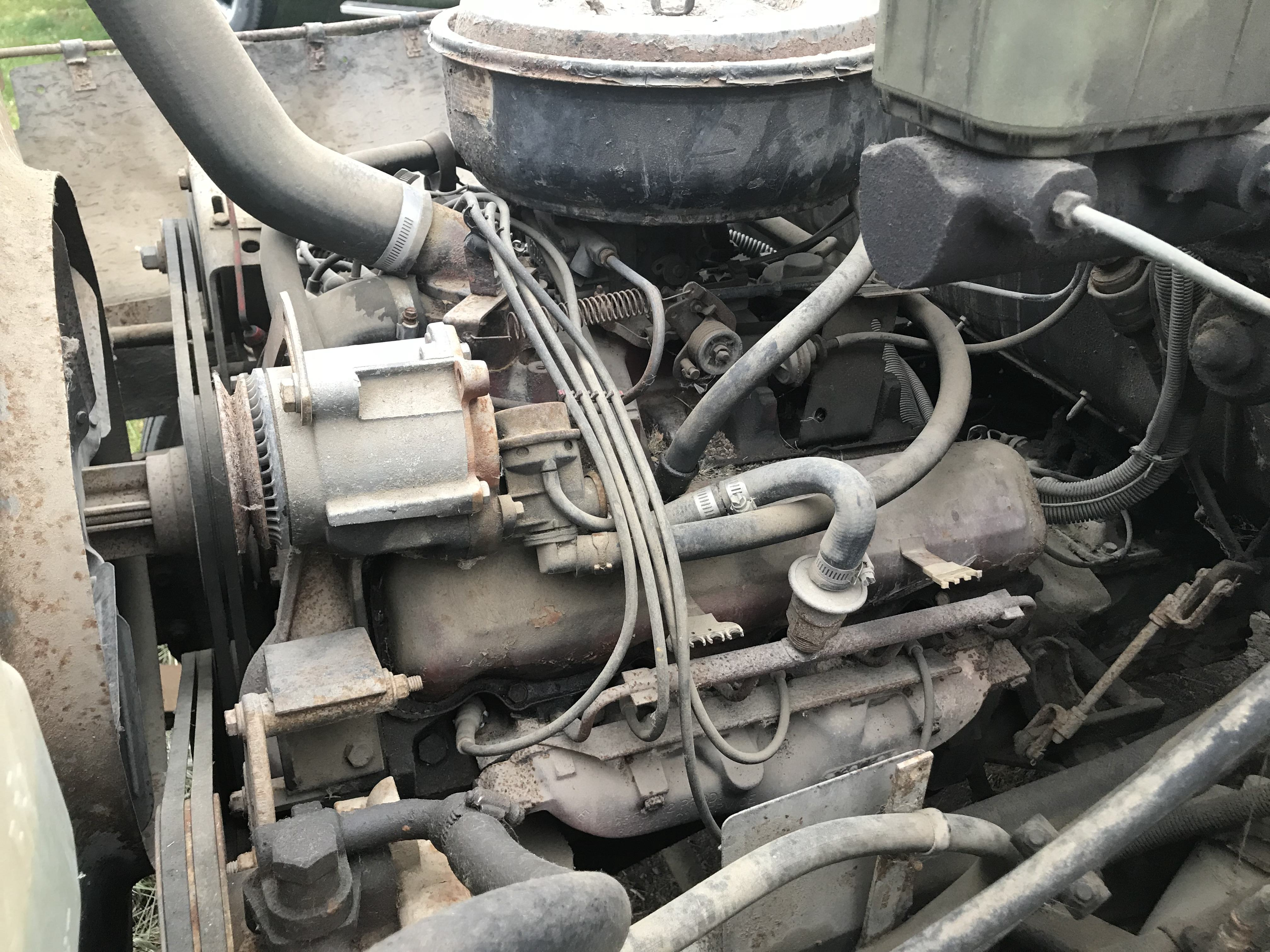 1984 International S1724 Shifting Pattern And Mystery Engine