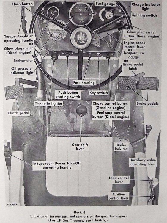 Ih Farmall 504 Diesel - General Ih