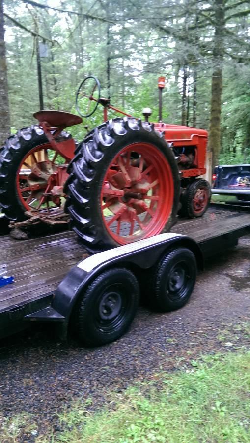 Farmall H On Steel Wheels Amish : Farmall h worth general ih red power magazine community