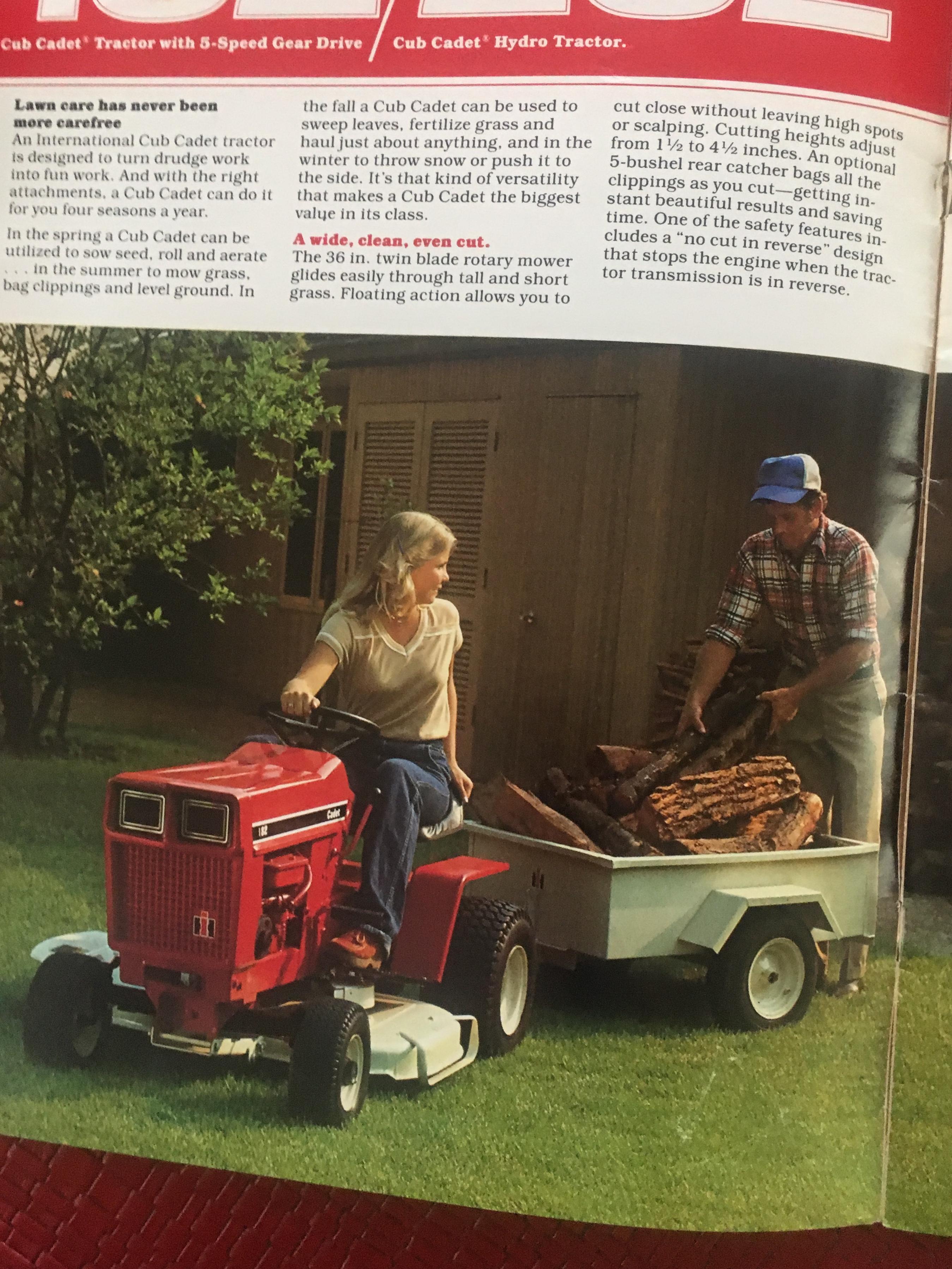 My favorite International machinery. - Page 2 - General IH - Red ...