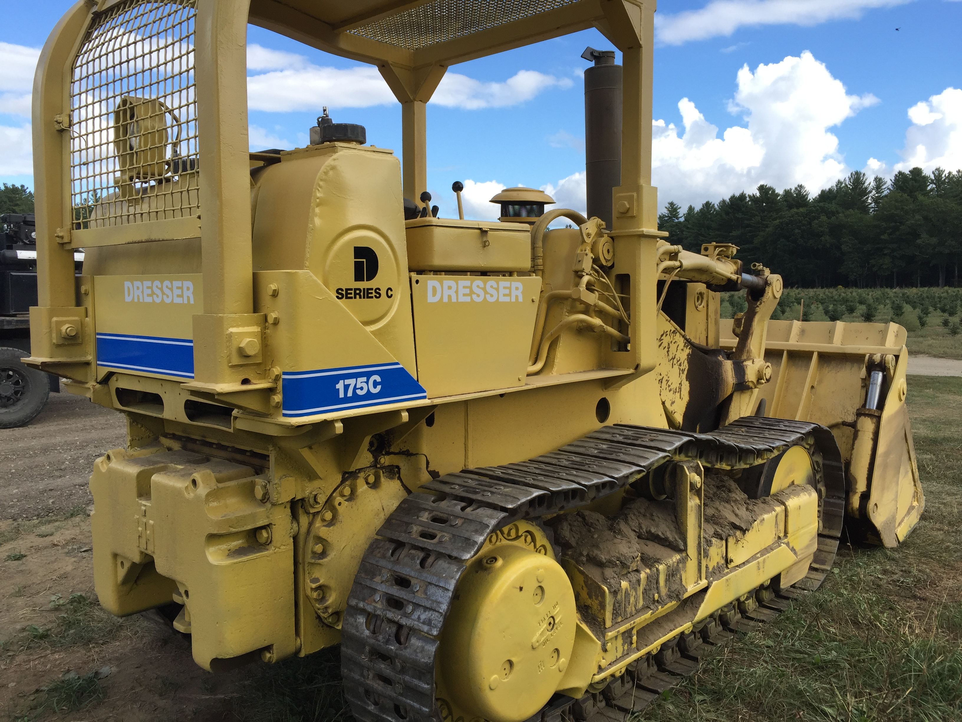 Dresser 175C transmission help please - IH Construction