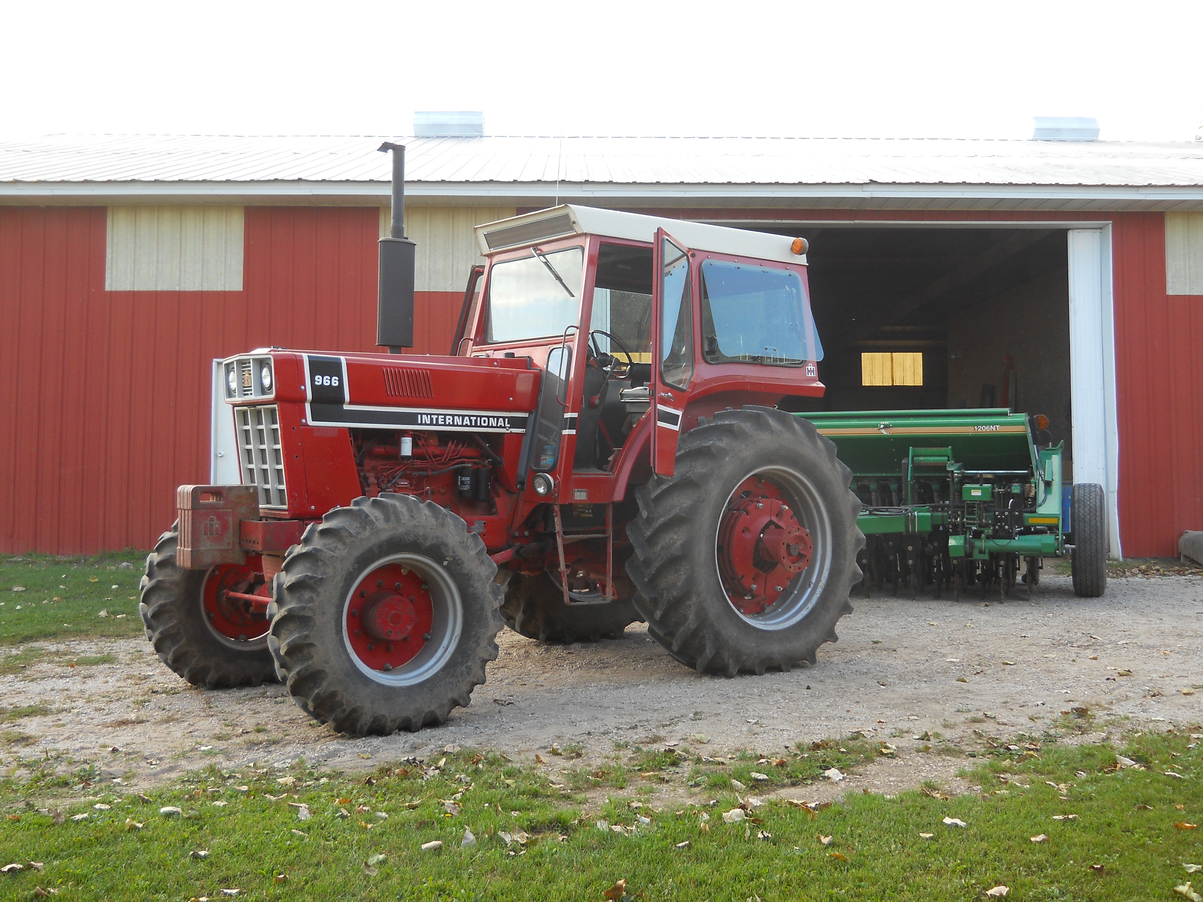 Value of 966 mfwd - General IH - Red Power Magazine Community on