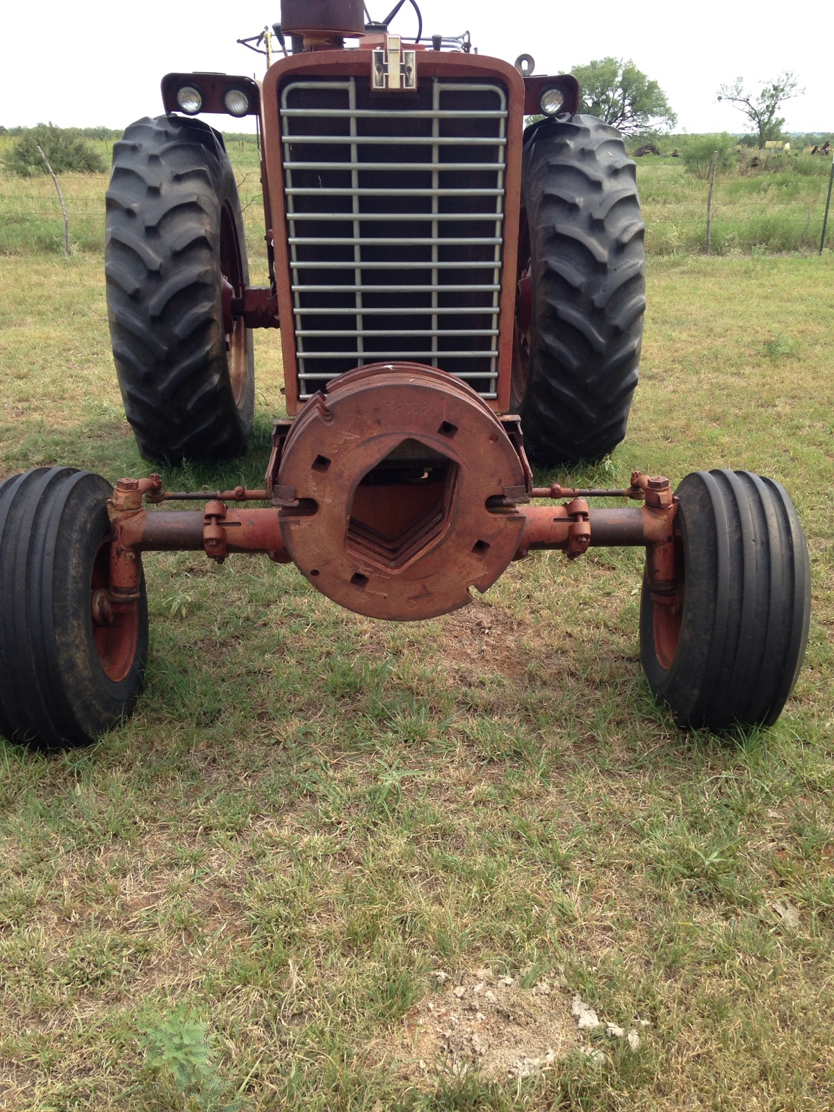 m rear weights general ih red power magazine communityFarmall 656 Electrical Problems General Ih Red Power Magazine #14