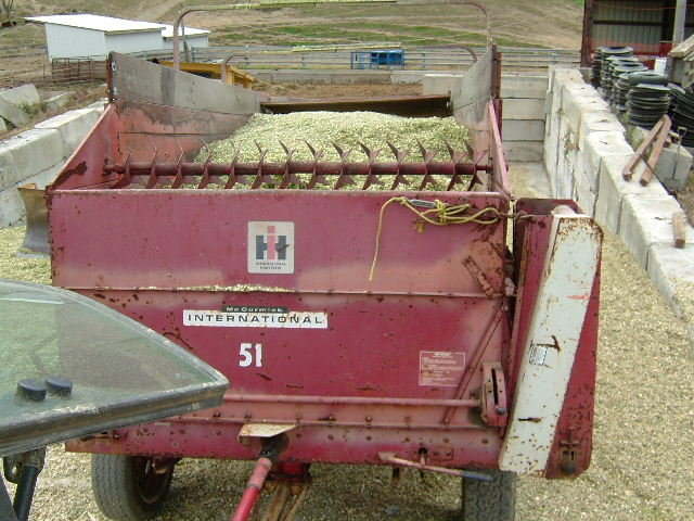 Silage wagons - Coffee Shop - Red Power Magazine Community