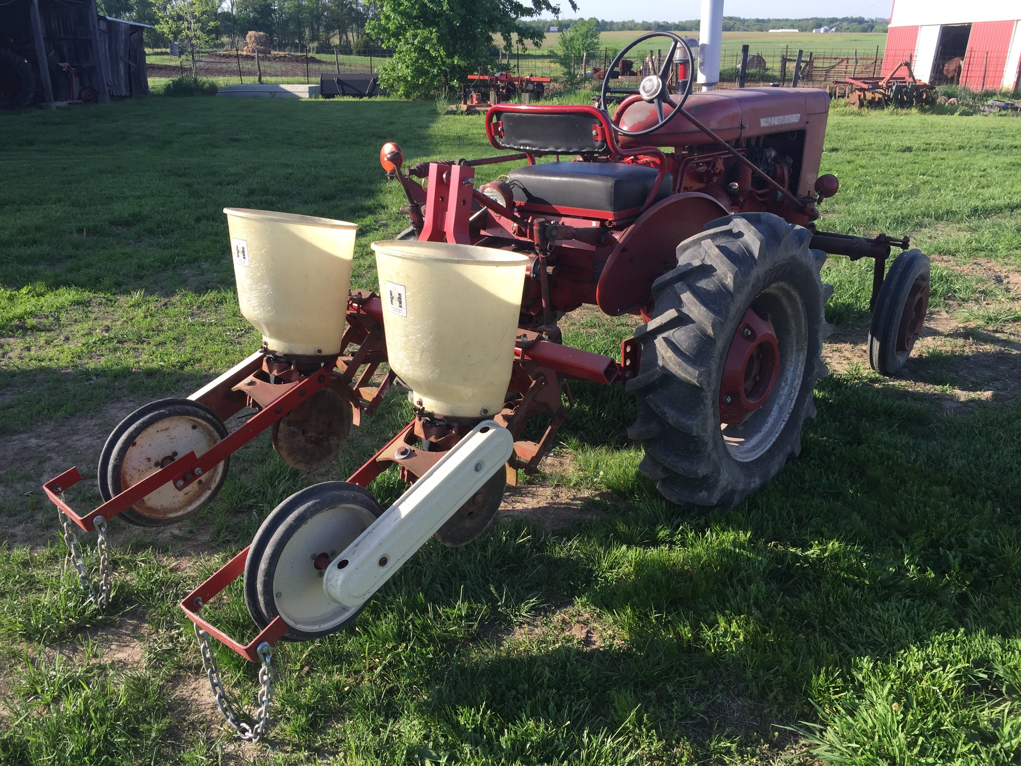 295 Planter General Ih Red Power Magazine Community