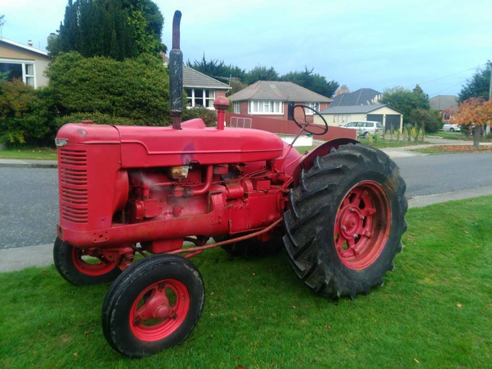 1945 McCormick Deering W6 - Projects, Builds, & Restorations
