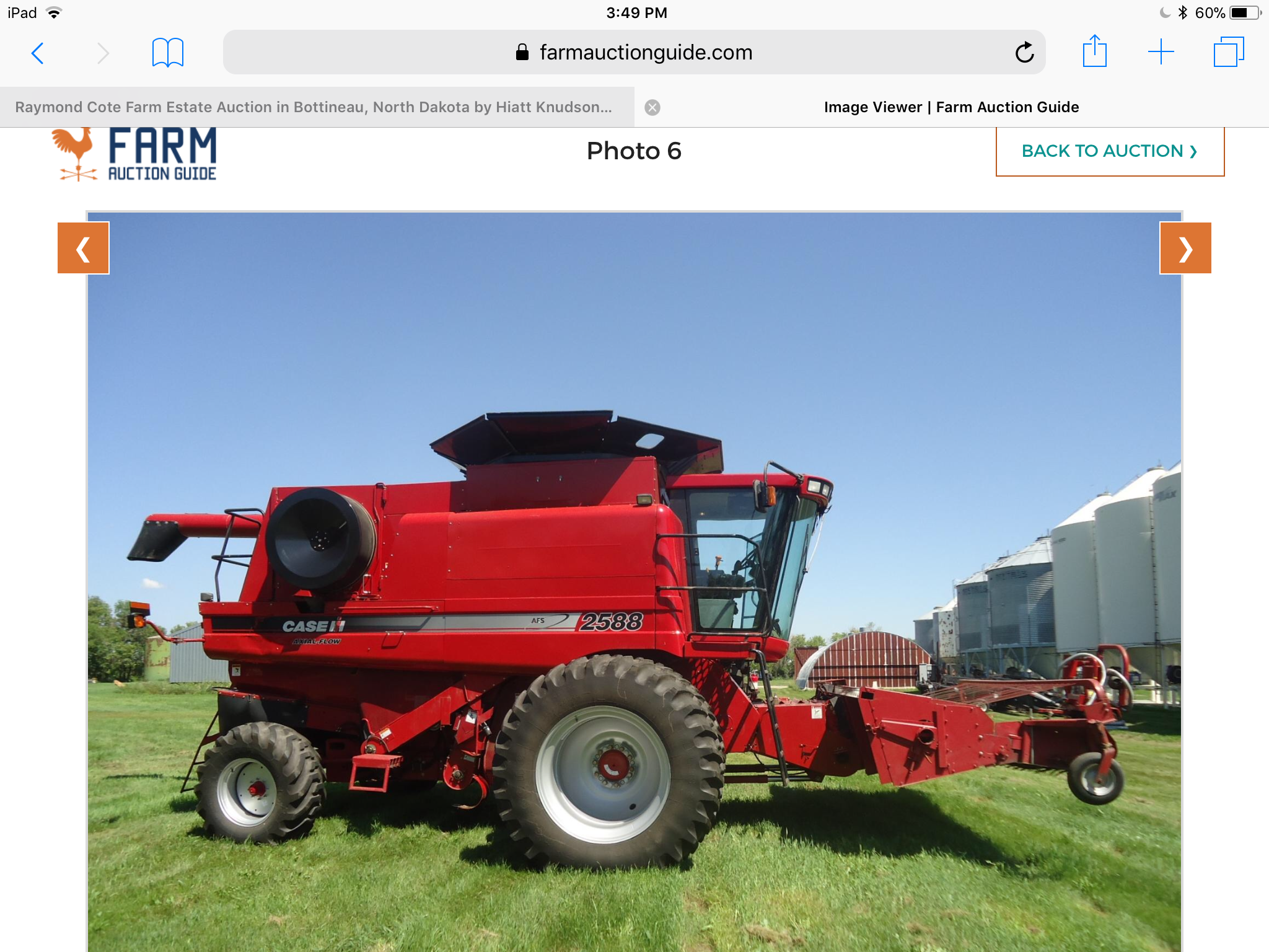 2588 or 2388 Combine - General IH - Red Power Magazine Community
