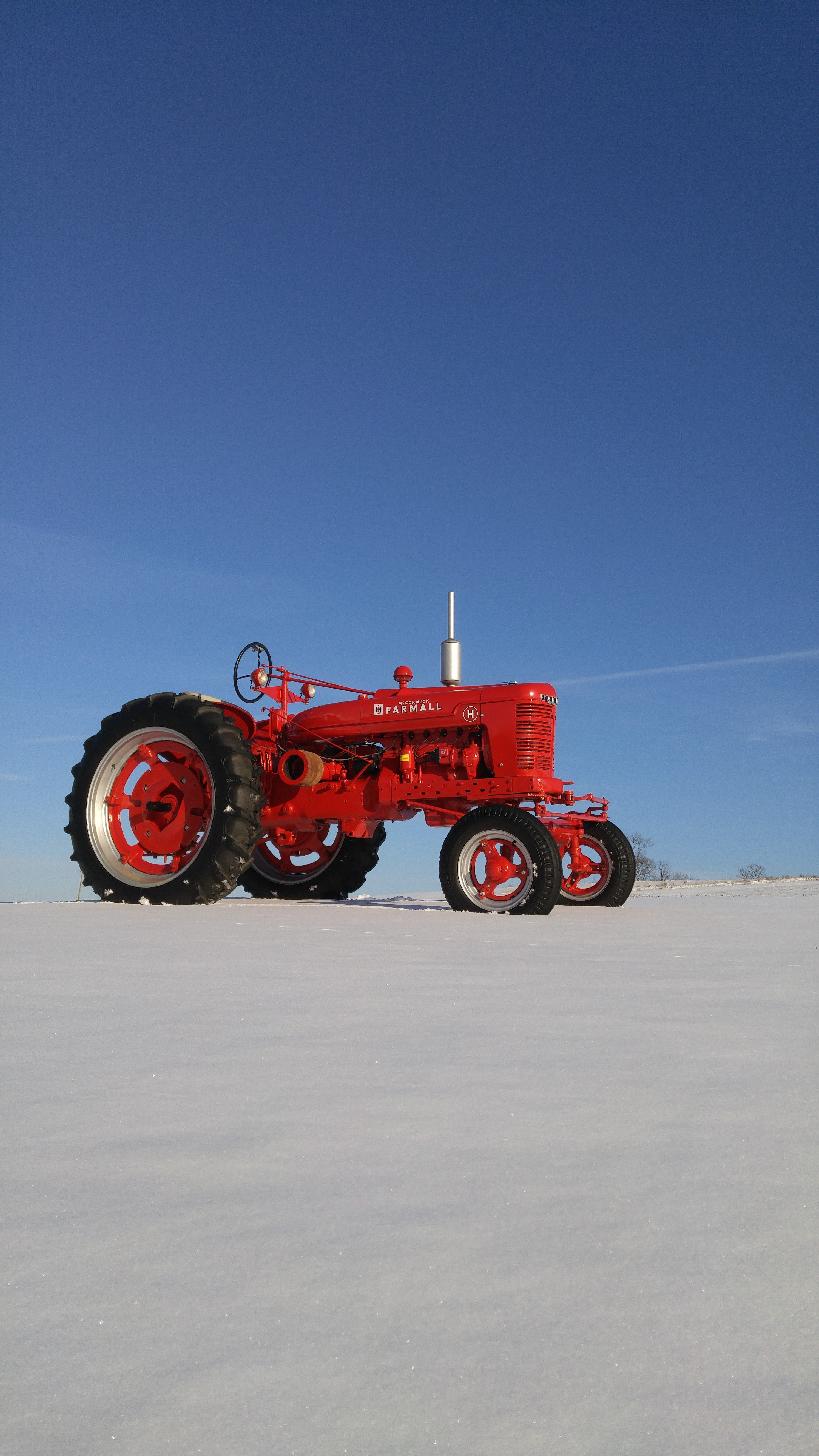 1943 Farmall H - Page 7 - Projects, Builds, & Restorations