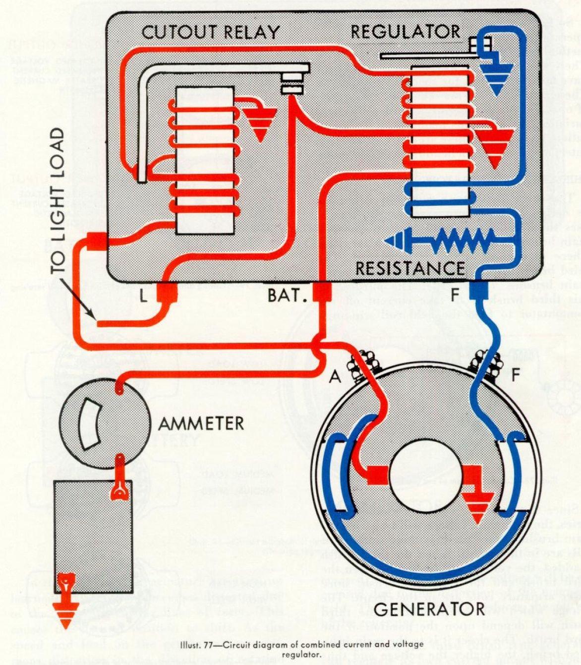 1948 farmall h wiring diagram farmall h voltage regulator problems general ih red power  farmall h voltage regulator problems