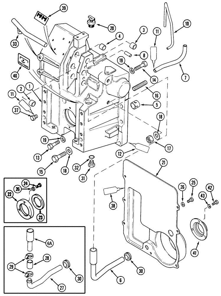 5140 Pto Locked Up Kills Engine When Engaged 2nd Failure