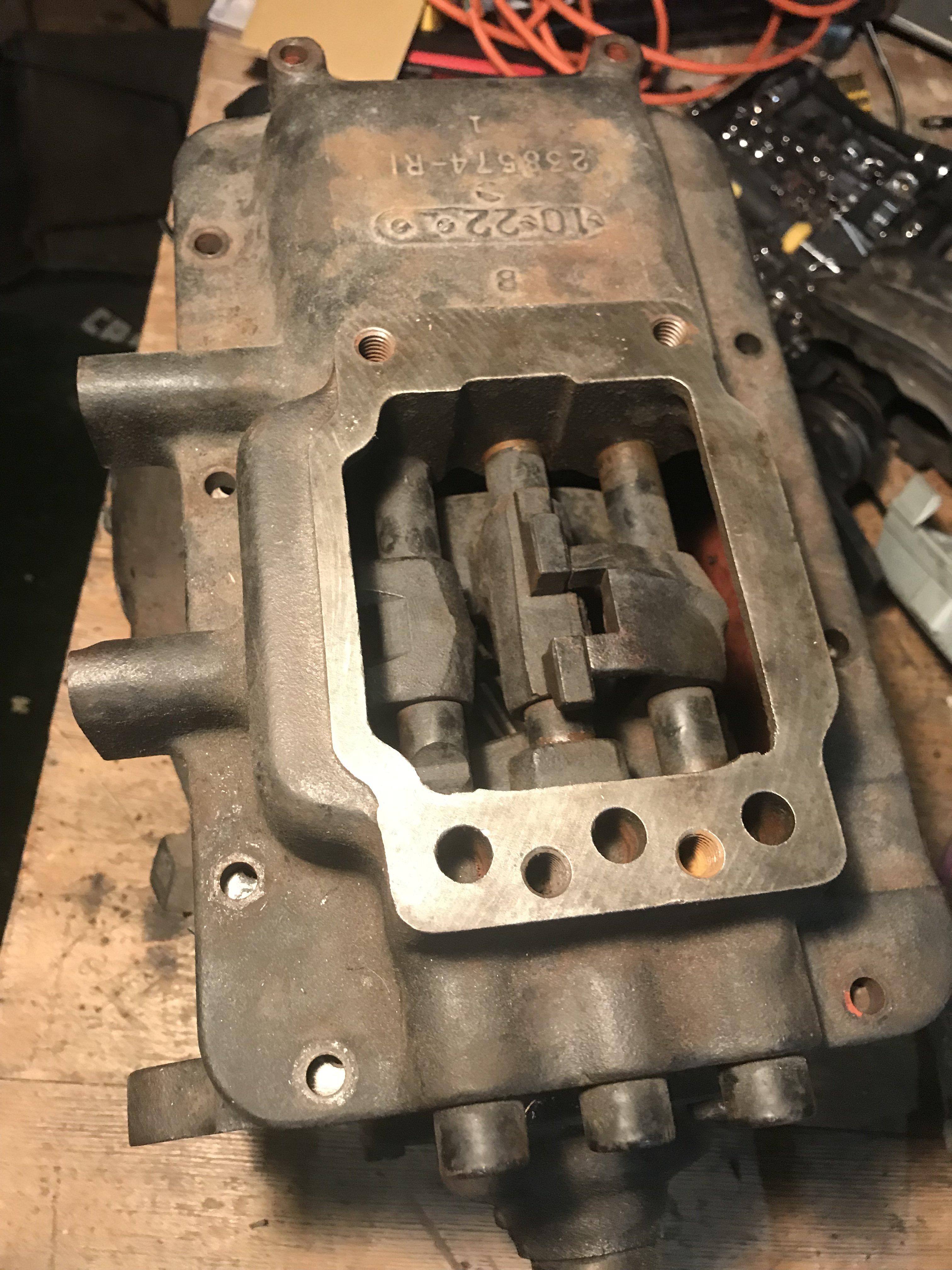T35, T496, T699 transmission parts - IH Trucks - Red Power