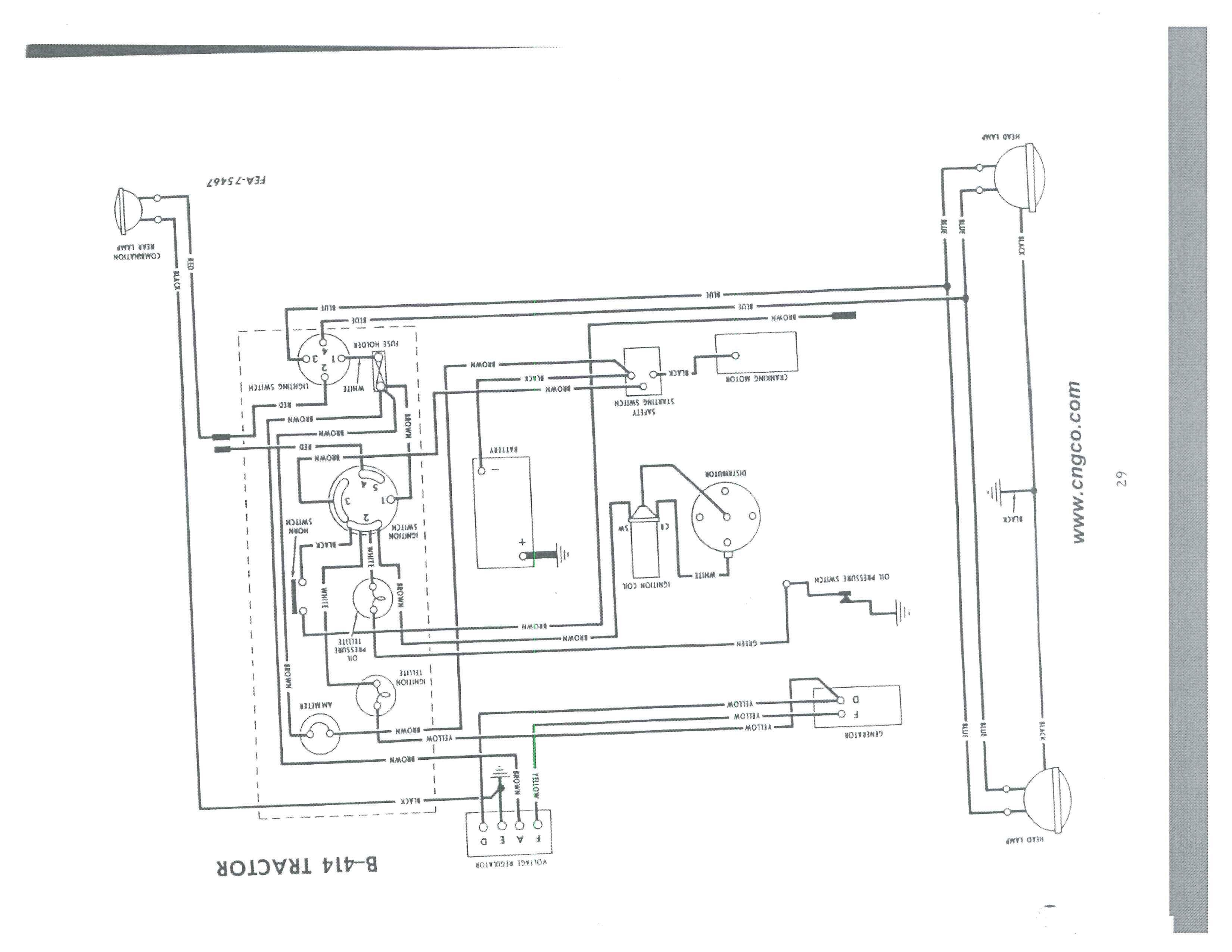 1963 B-414 Pos-ground Vs  Neg-ground   Confused