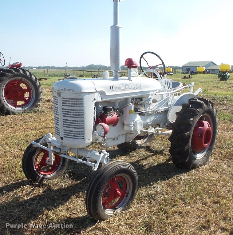 Farmall super A with cracked block, What's it worth? - Coffee Shop