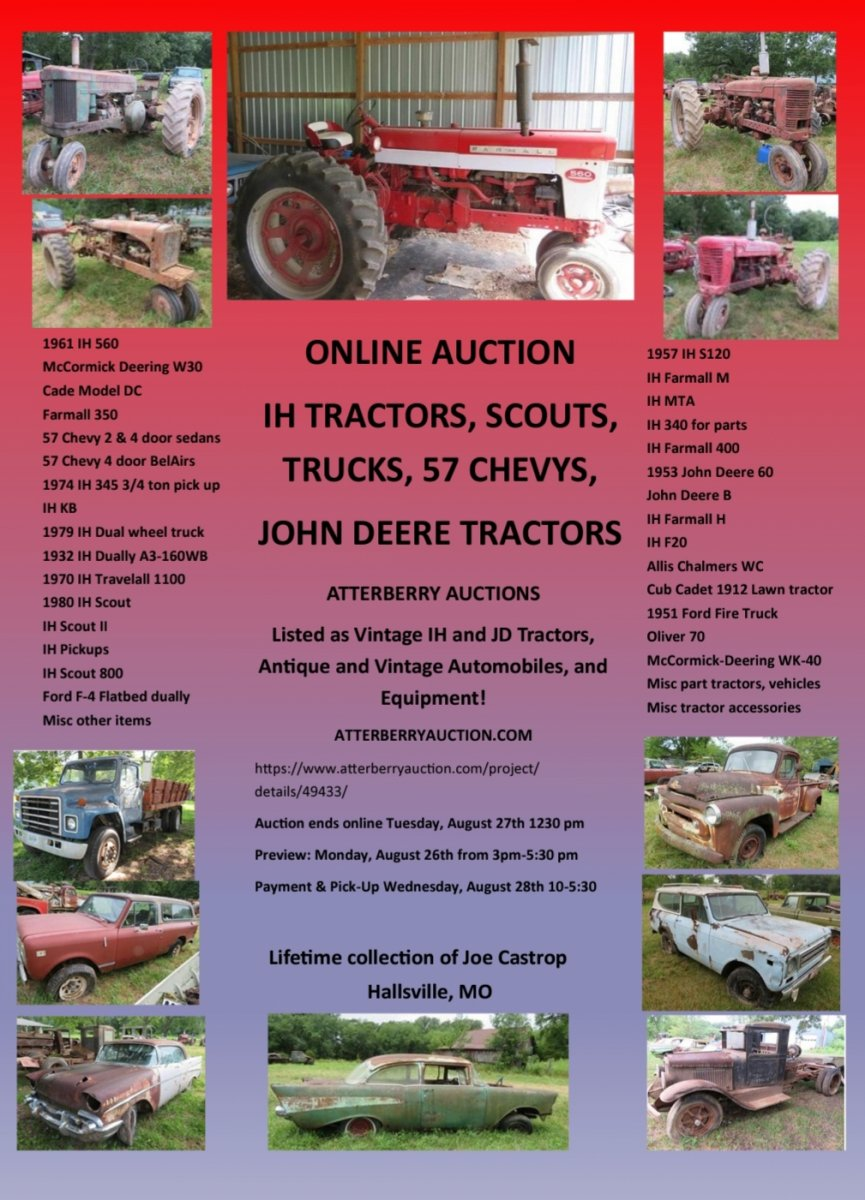 IH collector selling out - IH Trucks - Red Power Magazine
