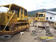 Another TD20E & a TD15C - IH Construction Equipment - Red