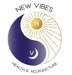New Vibes Acupuncture Logo