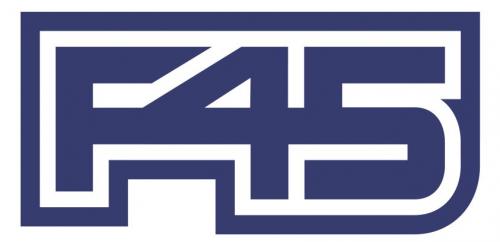 F45 Training King of Prussia Logo