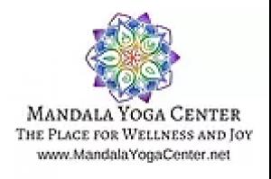 Mandala Yoga and Aerial Arts Center Logo