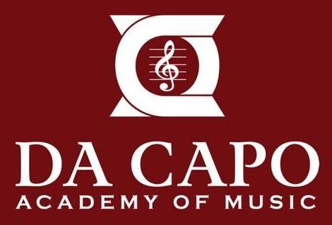 Da Capo Academy of Music Logo