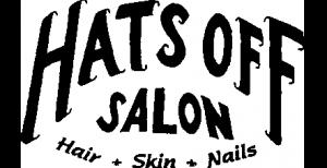 Hats Off Salon Logo